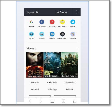 imagen de uc browser
