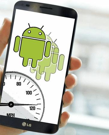 hacer más rápido un teléfono Android
