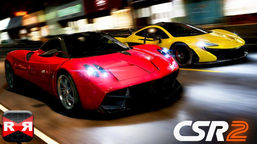 CSR Racing 2 juego para Android