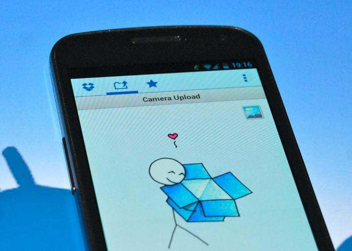 Descargar Dropbox para Android