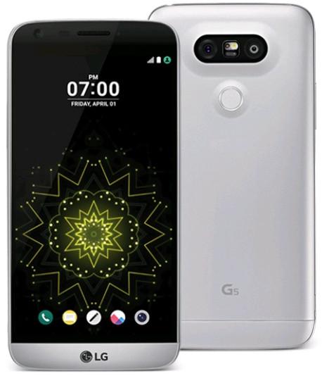 Foto del LG G6