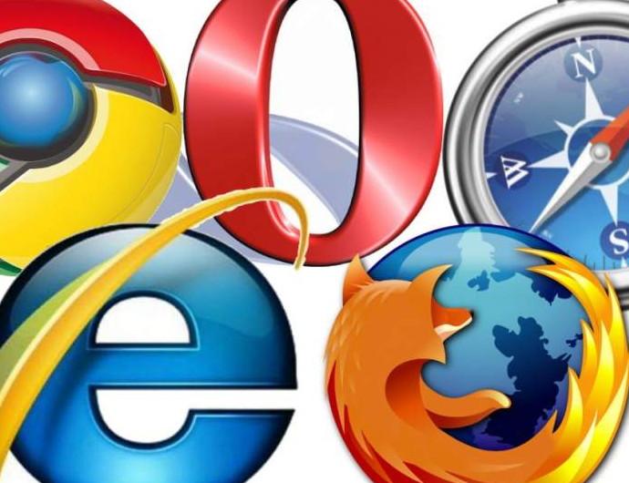 Imagen de navegadores