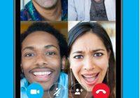 skype para iphone imagen