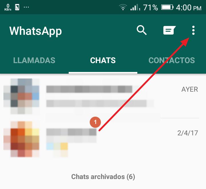 como poner otra imagen de perfil whatsapp