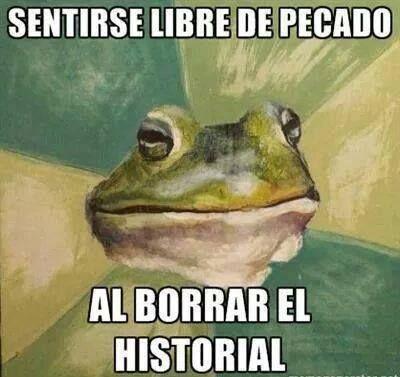 Imagenes graciosas con una rana