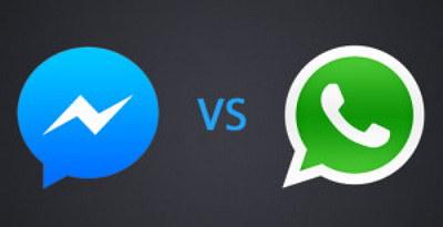 Whatsapp vs Messenger