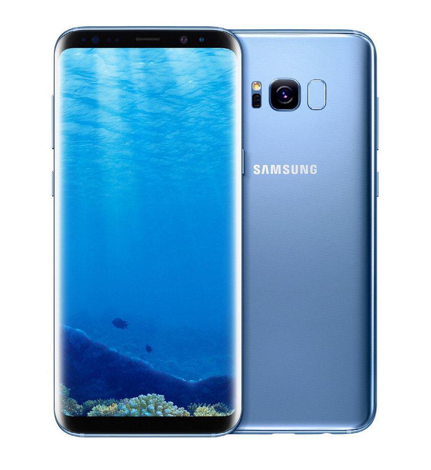 imagenes del Samsung Galaxy S8