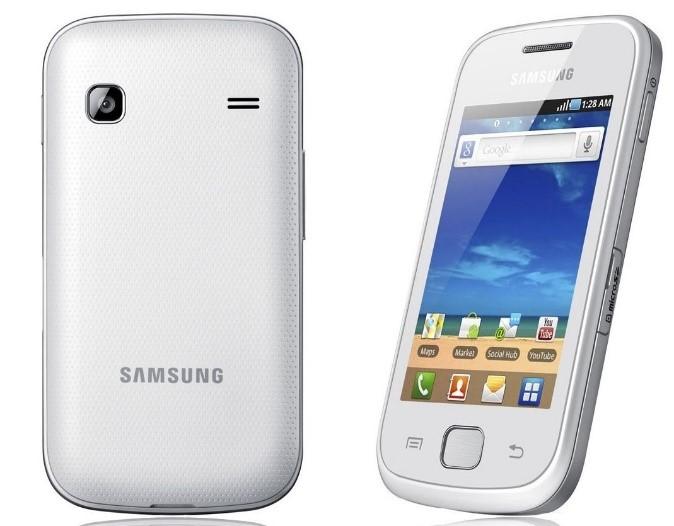 Galaxy Gio. Marzo, 2011. Android 2.3.