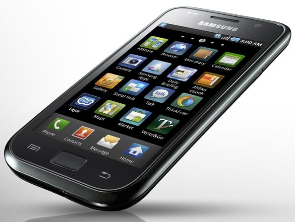 Galaxy S Super Clear LCD