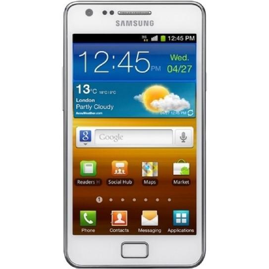 Galaxy S2. Mayo, 2011. Android 2.3.