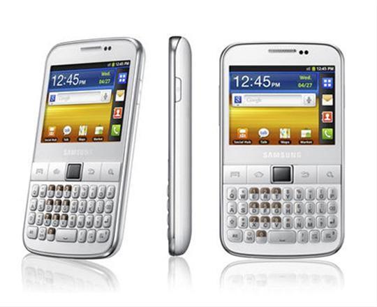 Galaxy Y Pro