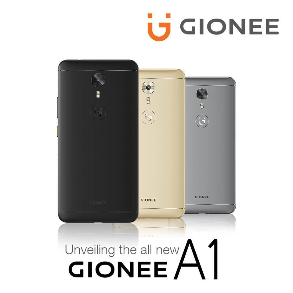 Gionee A1 foto