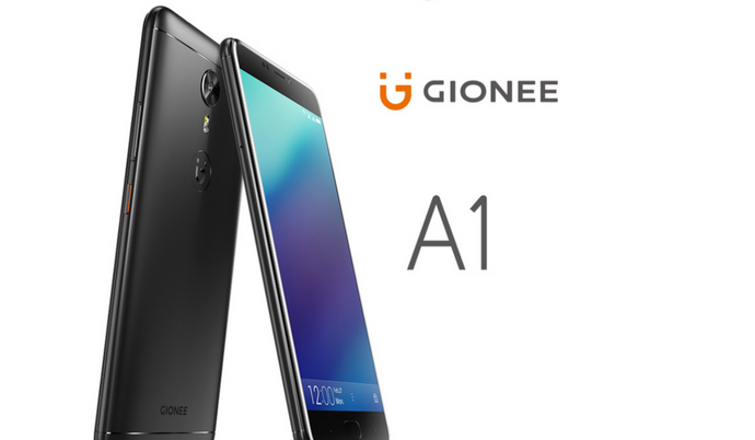 Gionee A1 imagen