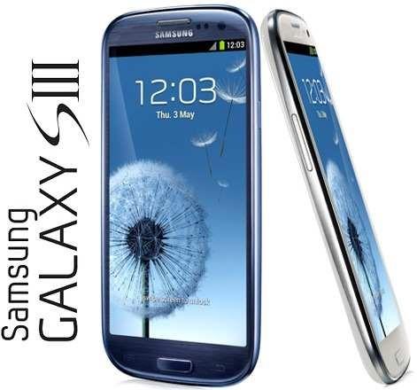 Samsung Galaxy S3 imagen