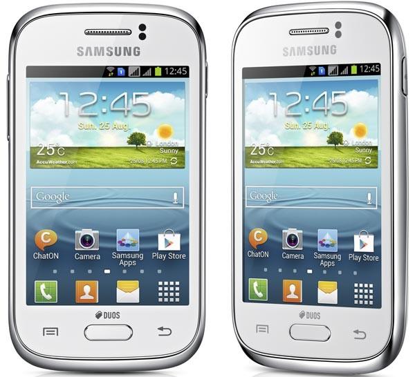 celular samsung Galaxy Y