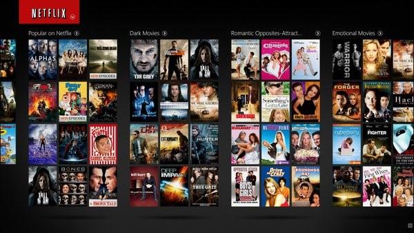 cerrar sesión en Netflix desde tu tablet