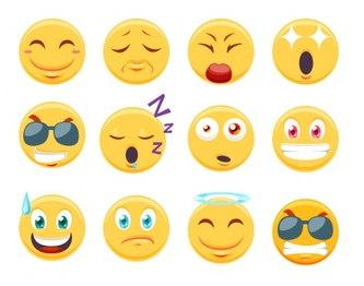 emoticones populares 2017