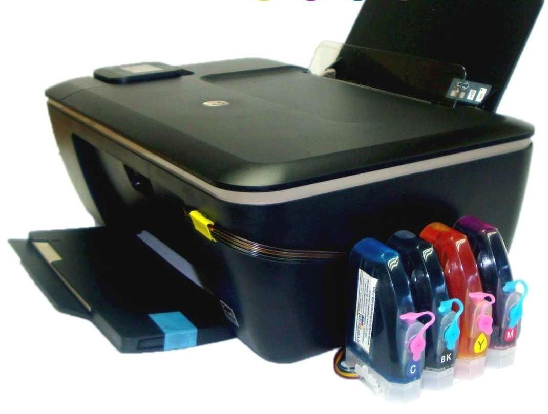 imagen de Sistema de inyección en impresoras