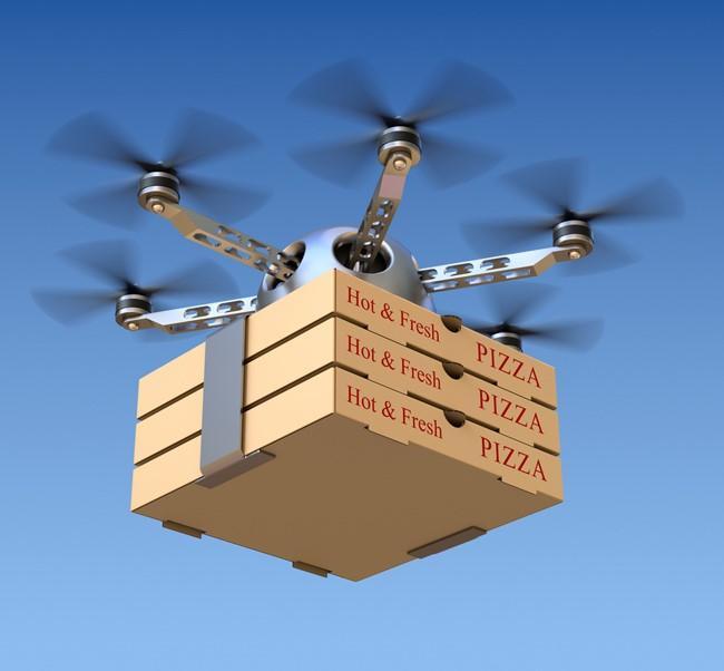 imagen de tecnologia DRON