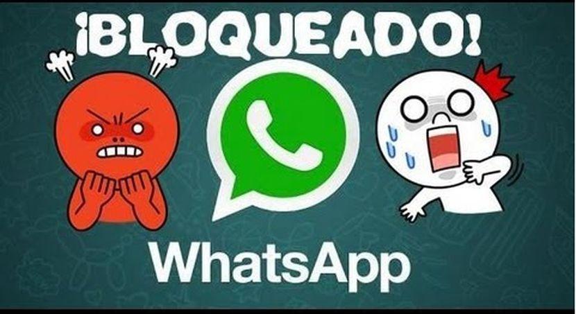 Cómo bloquear un contacto en WhatsApp 2