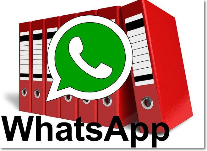 Cómo ocultar conversaciones en WhatsApp 2