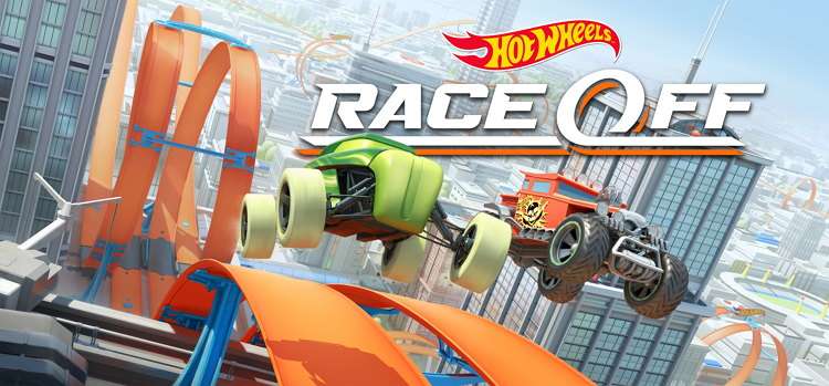 Descargar Hot Wheels, Race Off
