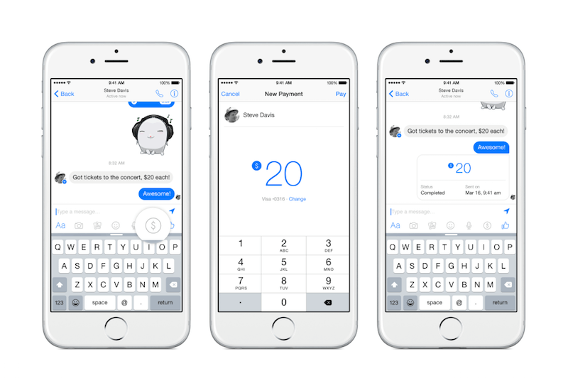 Cómo instalar messenger en iPhone