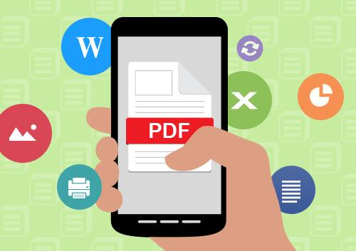 Cómo se pueden abrir PDF en Android 2