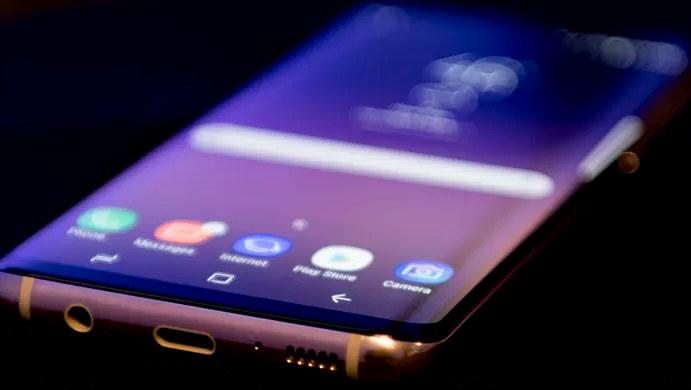 Samsung Galaxy S8 imagen