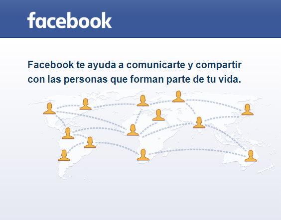 facebook iniciar