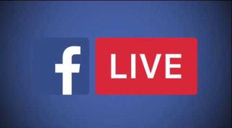 publicar un video en tiempo real en facebook