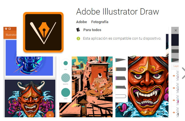 Adobe Illustrator para Android