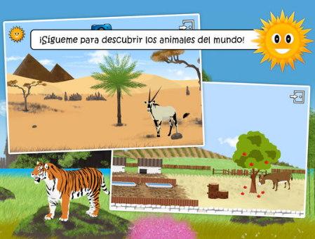 juego de animales iOS