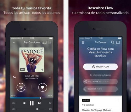 Descargar Spotify para iPhone