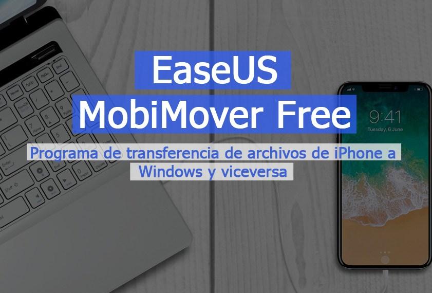 EaseUS MobiMover Free gratis