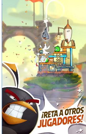 juego de Angry Birds android