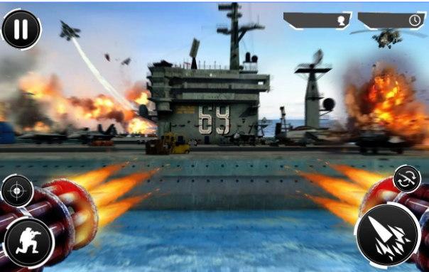 juegos de tipo guerra en tu android