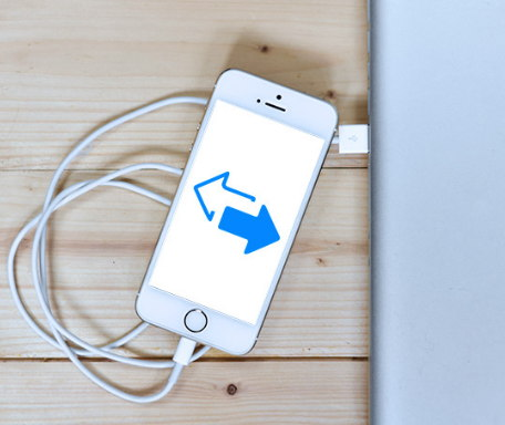 transferir archivos del iphone a Windows