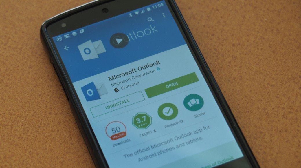 Descargar Outlook para Android