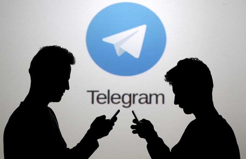 entrar en telegram