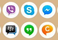 app de mensajeria