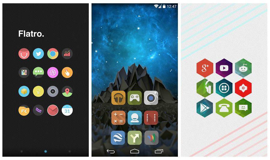 descargar nova launcher para tu android