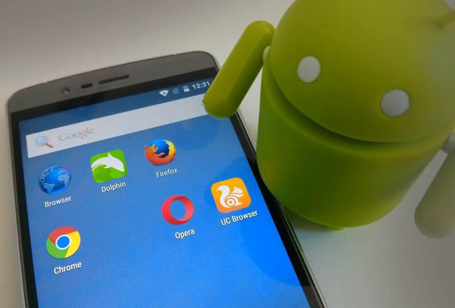 mejores alternativas a chrome en mi android